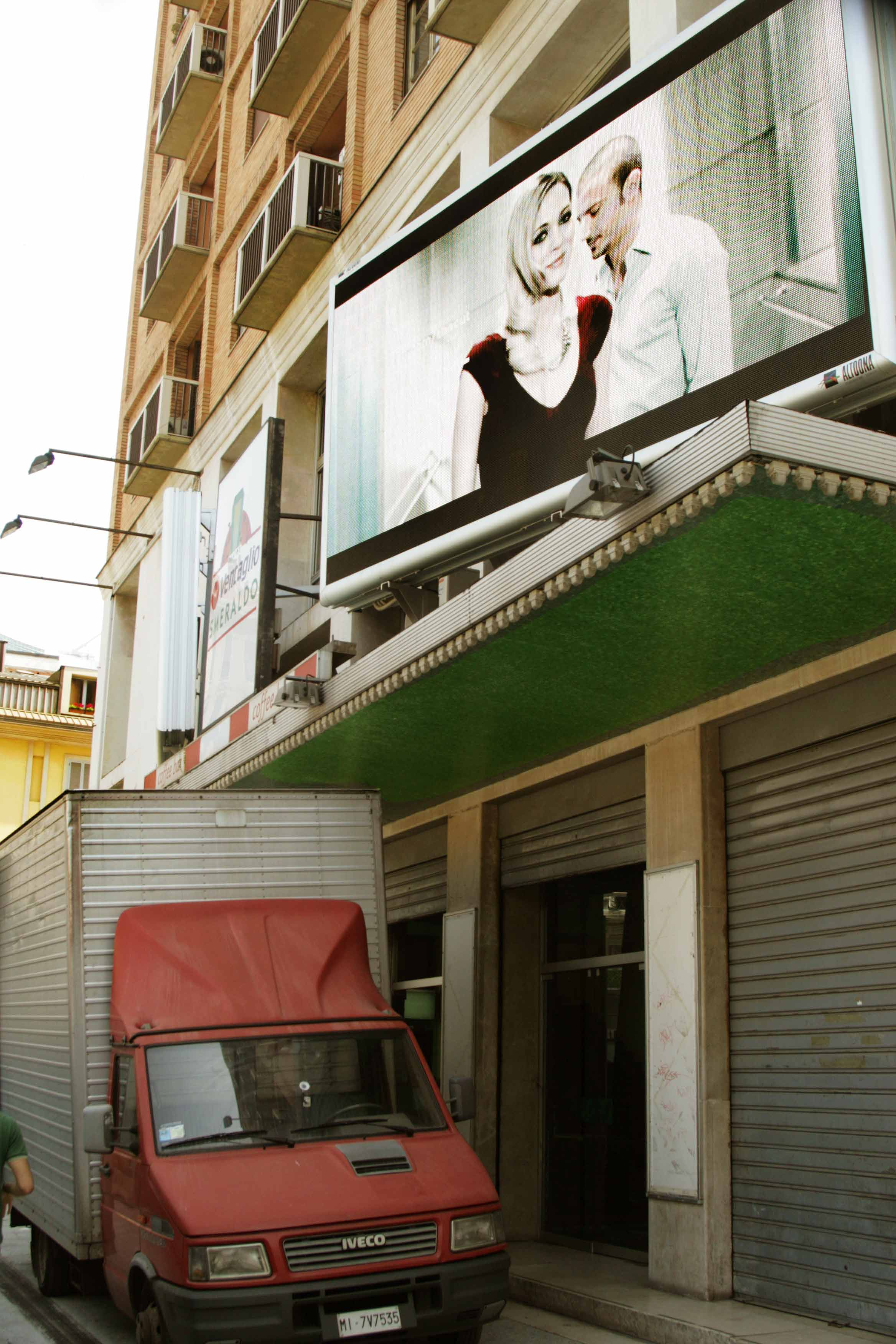 Chiusura Teatro Smeraldo. Milano, luglio 2012. Ph. Angelo Redaelli