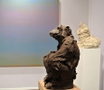 Chimpanzee, 2015. Stephanie Quayle (TJ Boulting). Art Paris Art Fair 2015. Ph. Silvia Dogliani