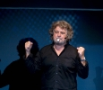 Beppe Grillo is Back, Teatro Smeraldo, Milano 10/2010. Ph.Angelo Redaelli ©