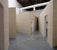Antechamber di Monika Sosnowska. Pad centrale, Biennale di Venezia 2011. Ph. Silvia Dogliani