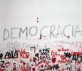 Plastilina colorata #Jan25 di Norma Jeane (rif. alle rivoluzioni nel mondo arabo). Pad. centrale, Biennale di Venezia 2011. Ph. Silvia Dogliani