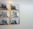 Light and darkness of symbols di Raša Dragoljub Todosijevic. Pad. Serbia. Biennale di Venezia 2011. Ph. Silvia Dogliani