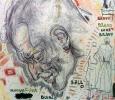 Rino Ferrari, ritratti di moribondi, 1954-1960. Pad. Spagna, Biennale di Venezia 2011. Ph. Silvia Dogliani