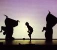 Catapult. Magic shadow. Ph. Angelo Redaelli