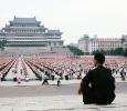 Parate militari in Piazza Kim Il Sung. Ph. Silvia Dogliani