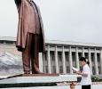 Mansudae Grand Monument, Pyongyang. Ph. Silvia Dogliani