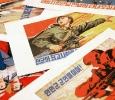 Poster di propaganda, Mansudae Arts Complex. Corea del Nord. Ph. Silvia Dogliani