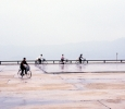 West Sea Barrage, Corea del Nord. Ph. Silvia Dogliani