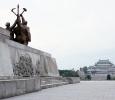 Tower of the Juche Idea, Pyongyang. Ph. Silvia Dogliani