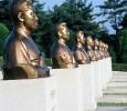 Revolutionary Martyrs Centery. Pyongyang. Ph. Silvia Dogliani