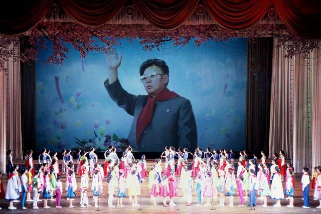 Teatro di Pyongyang. Ph. Silvia Dogliani
