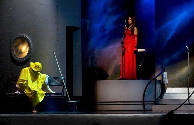 Tutto questo...danzando! Teatro Ciak, Milano 11/2010.Ph. Angelo Redaelli ©
