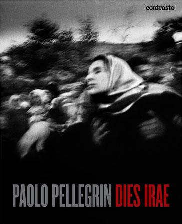 Locandina mostra Dies Iraes Ph. Paolo Pellegrin