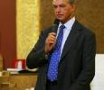 Roberto Jarach, presidente della Comunita Ebraica di Milano. Ph. Angelo Redaelli ©