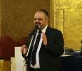 Alfonso Arbib, il Rabbino Capo della Comunita ebraica di Milano. Ph. Angelo Redaelli ©