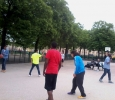 Una partita a basket