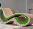 High Roller Sun Lounger, Punkalive di Karim Rashid. Ph. Silvia Dogliani