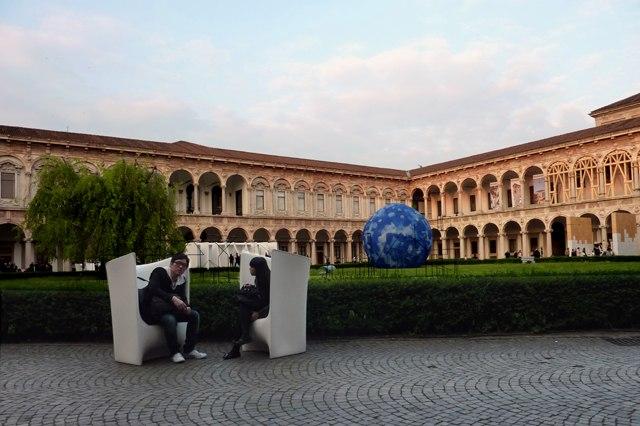 Università Statale di Milano. Ph. Silvia Dogliani