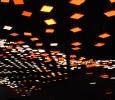 Illuminazione in un bar tradizionale giapponese. Progetto OLED firmato Kaneka. Ph. Silvia Dogliani