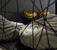 Gladis Collection di Ayala Sarfaty, che ha preso ispirazione dalle impronte digitali.Ph. Silvia Dogliani