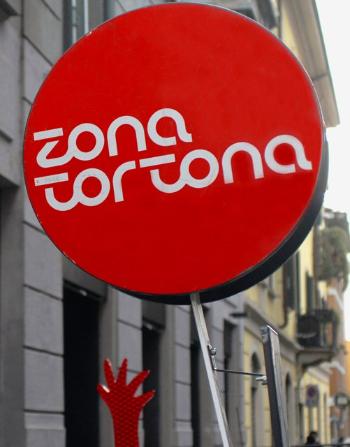 Zona Tortona, Milano. Ph. Silvia Dogliani