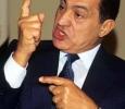 Mubarak speaking during an interview. 9th of November 1995. Ph. Norbert Schiller