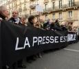 Manifestazione Parigi_JeSuisCharlie. Ph. Silvia Dogliani