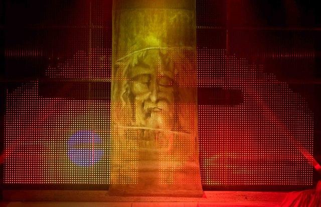 Jesus Christ Superstar, Teatro Smeraldo, Milano 11/10. Ph. Angelo Redaelli ©