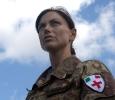 Paolina Coppola, medico militare nella base militare di Shama, Libano. Ph. Silvia Dogliani