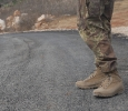 Lavori di asfaltatura realizzati dall'Italian Join Task Force, Yaroun, Libano. Ph. Silvia Dogliani