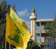 Bandiere Hezbollah, Sector West, Libano. Ph. Silvia Dogliani