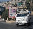 Mezzo Unifil, Sector West, Libano. Ph. Silvia Dogliani