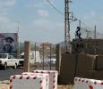 Base militare di Shama, Libano. Ph. Silvia Dogliani