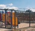 Parco giochi finanziato dal Contingente Italiano, Aytaroum, Libano. Ph. Silvia Dogliani