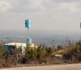 Blue Pillar lungo la Blue Line, Libano. Ph. Silvia Dogliani