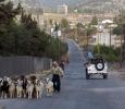 Mezzo Unifil sulle strade libanesi. Ph. Silvia Dogliani