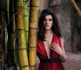 Summer Rayne OakesAdriana Lima. 2013 Pirelli Calender. Ph. Steve McCurry