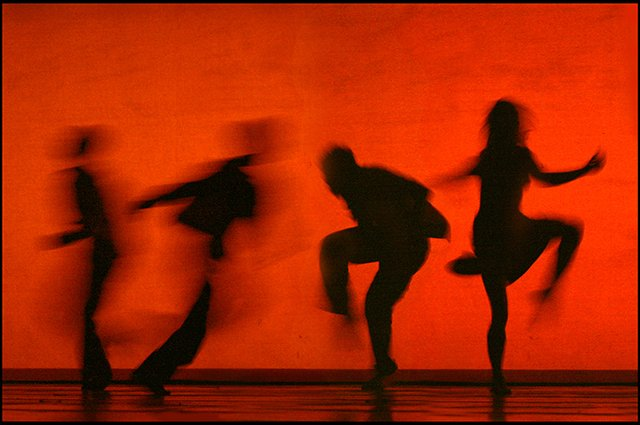 Ritmo e movimento. Ph. Angelo Redaelli