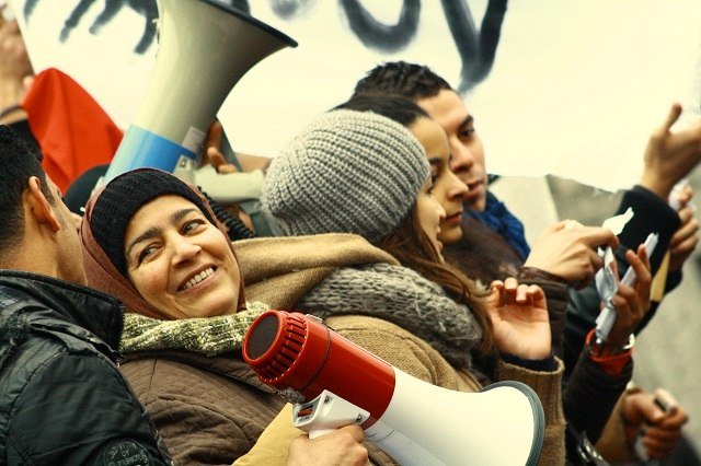 Scatti solidali. Ph. Annamaria Tosatto