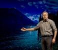 Enrico Bertolino in Passata è la tempesta? Nuovi lampi di ovvietà Ph. Angelo Redaelli