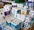 Donations of paper products, Alabama, May 2011. Ph. Amanda Dunn