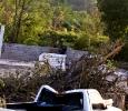 Tree fells truck, Alabama, May 2011. Ph. Amanda Dunn