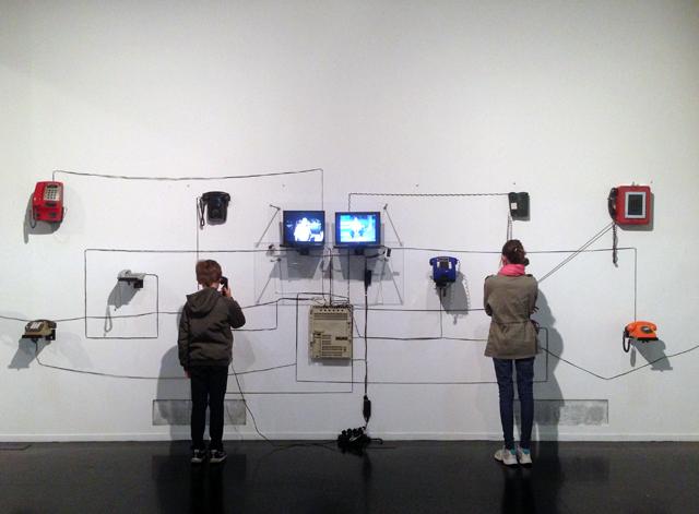 La voix des invisibles by Charbel Samuel Aoun. Syrie: cris-action, IMA, Paris. Ph. Silvia Dogliani