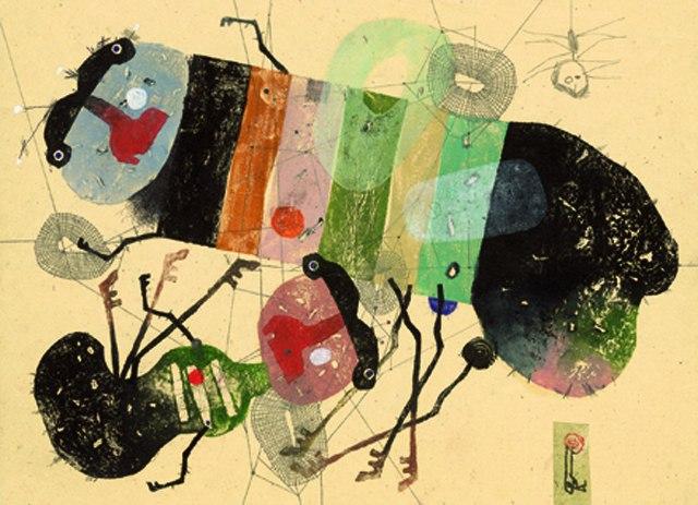 Illustration by Morteza Zahedi
