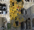Freedom Graffiti - The Kiss by Tammam Azzam