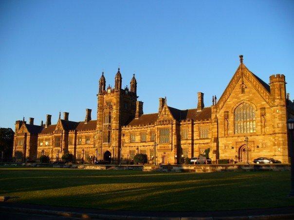 sidney university