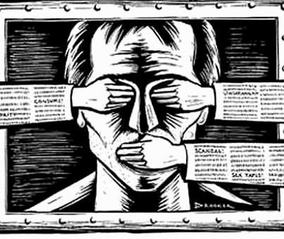 Freedom of expression. From iecmba.blogspot.com