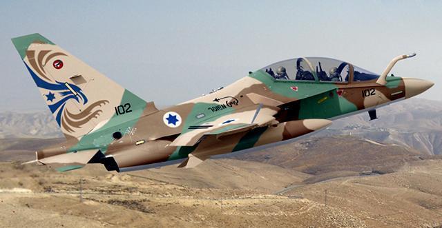 m-346 israele