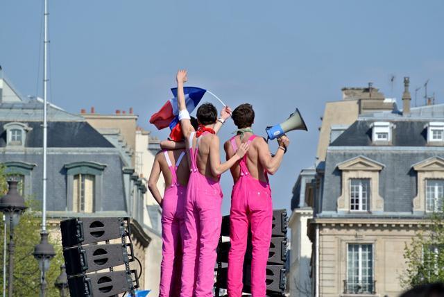Mariage pour tous, Paris. Ph. Silvia Dogliani