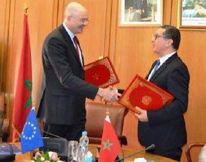 maroc agreements